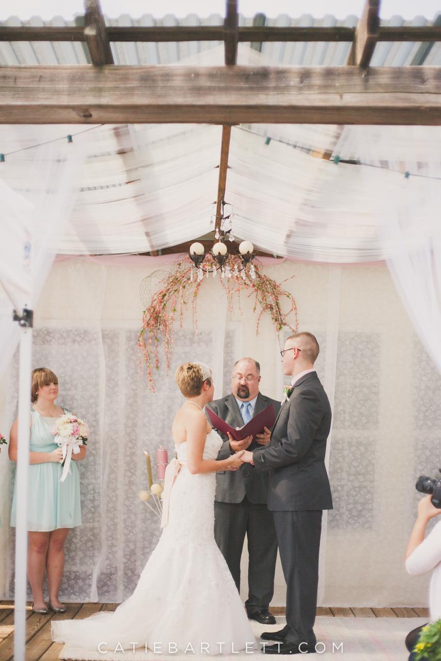 Choctaw wedding