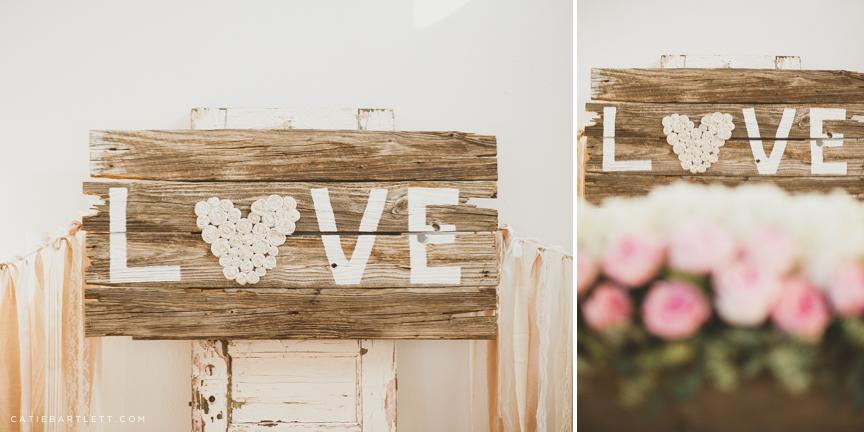 29 vintage love sign vintage chic weddings diy decor - Vintage and chic love ...