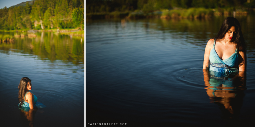 Marti – An Alaskan Portrait Session | Catie Bartlett ...
