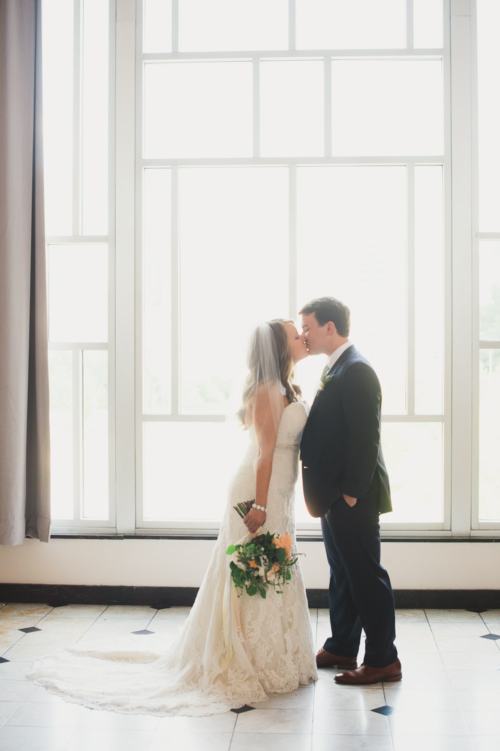 Hall Of Mirrors Civic Center Oklahoma City Wedding Photographers 1