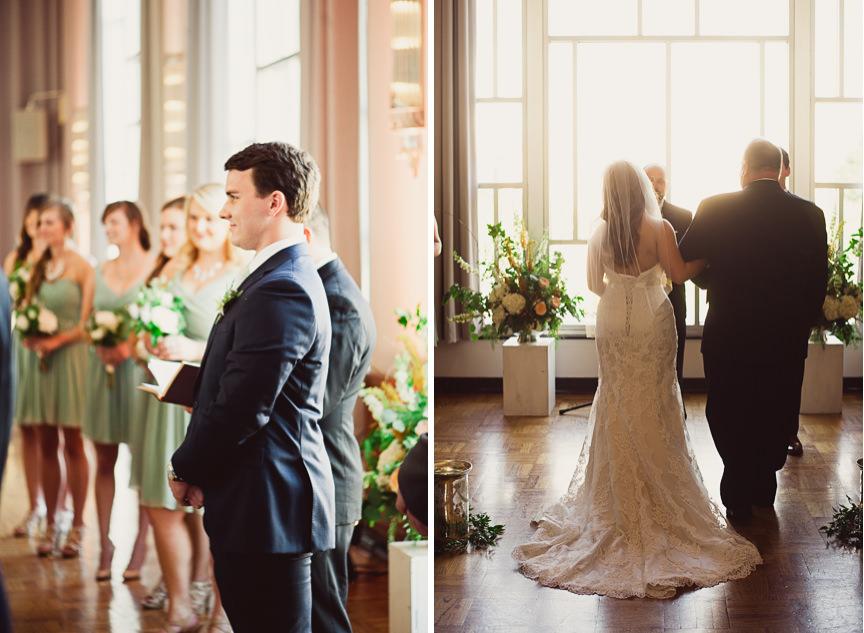 Erica howard wedding