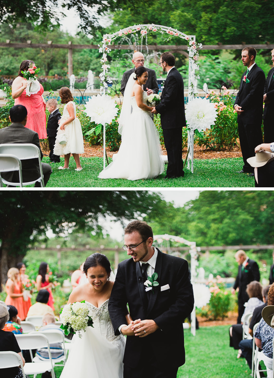 18. Wichita Botanical Gardens Okc Wedding Photographers