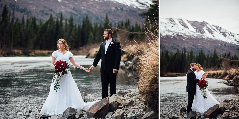 8 Eagle River Alaska Lds Wedding Photographers