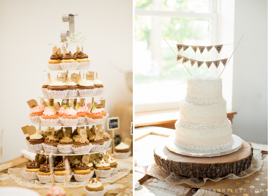 33 Vintage Rustic Chic Wedding Cake Just Married Topper Oklahoma El Reno Photographers